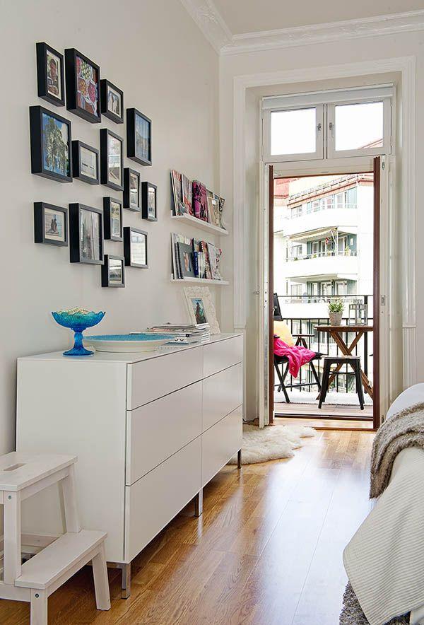 Cozy Gothenburg Crib Insisting On Showcasing Its Colors Freshome
