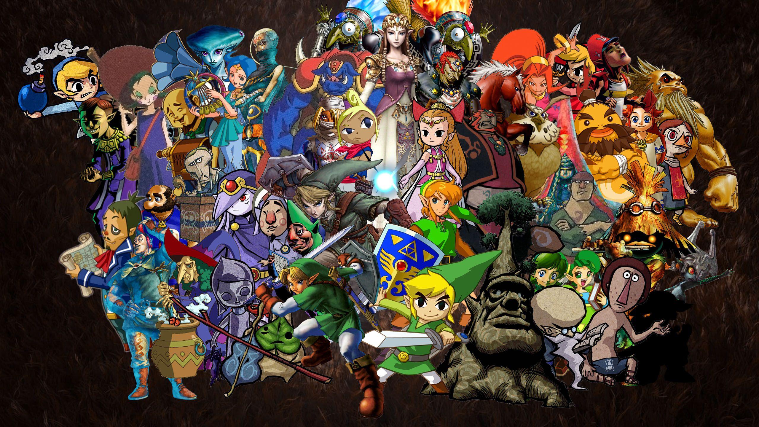 Zelda Skyward Sword Wallpaper