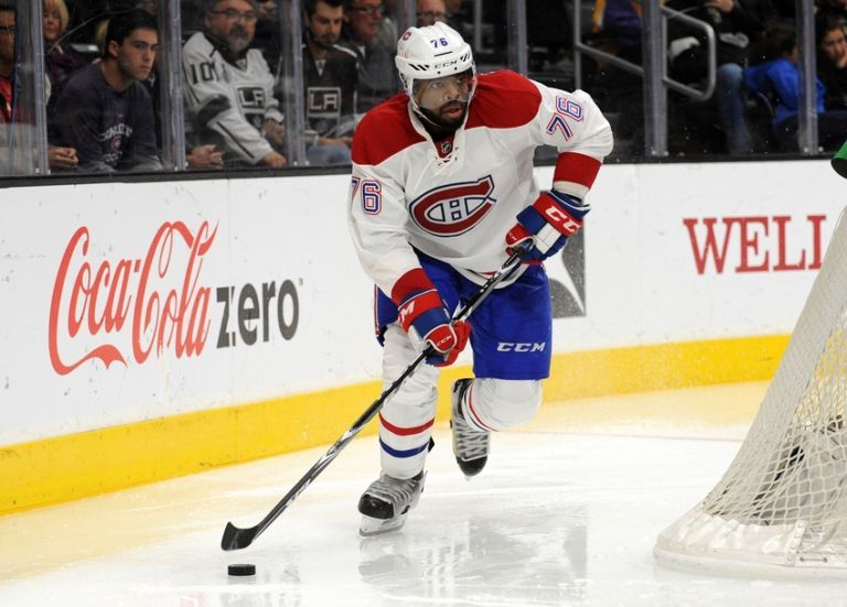 Montreal Canadiens Trade Rumors: P K  Subban's Name Begins to Float