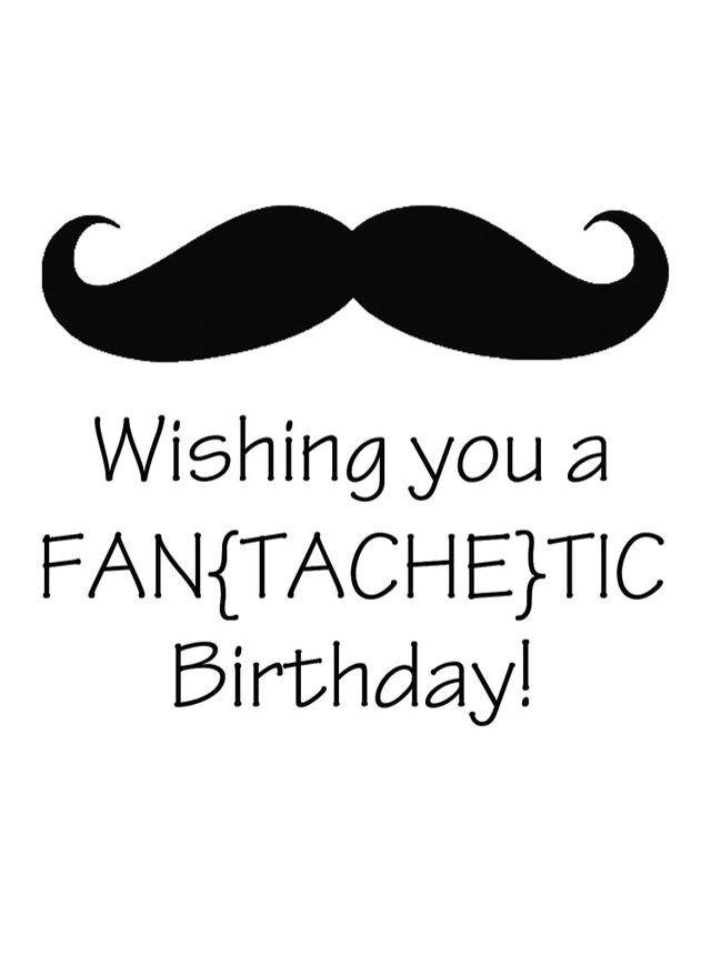 Black white happy birthday card Birthday wishes Pinterest