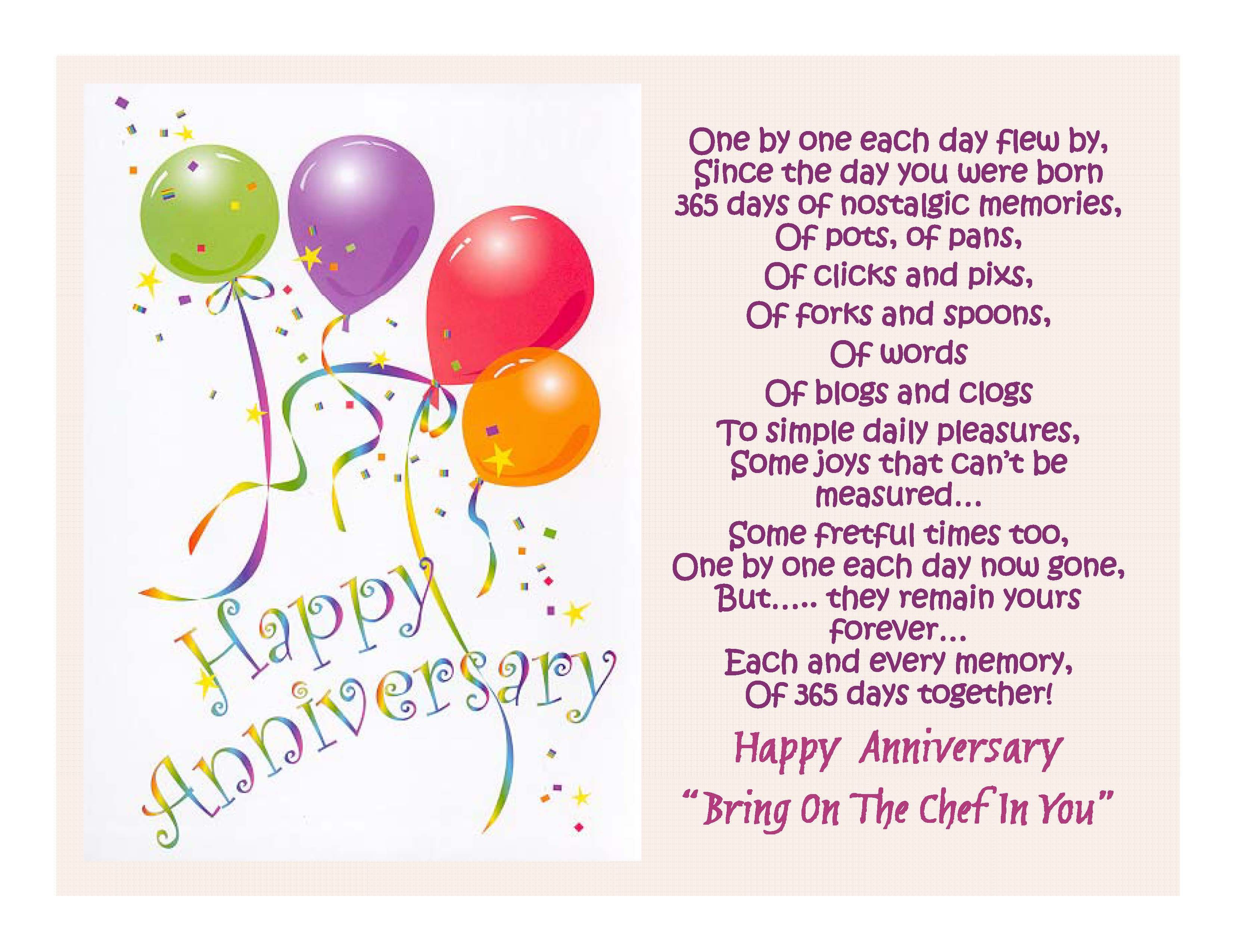 Happy Anniversary Wishes For Office