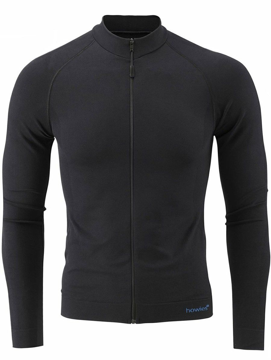 Slipstream Cycle Jersey LS  http://www.howies.co.uk/mens/clothing/cycle/slipstream-ls-cycle-jersey-black.html