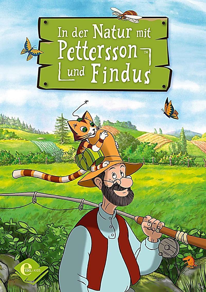 In Der Natur Mit Pettersson Und Findus Sven Nordqvist Gebunden