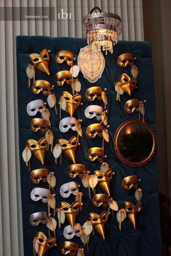 Wedding At The Casa Del Mar Masquerade Ball Masquerades And Masking