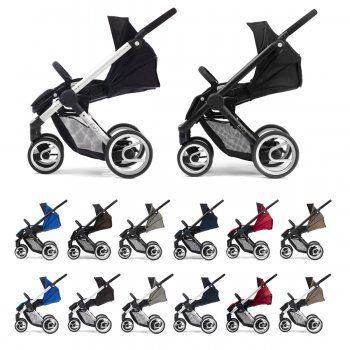 Mutsy Kinderwagen EVO - Nach Ihren Wnschen konfigurierbar!