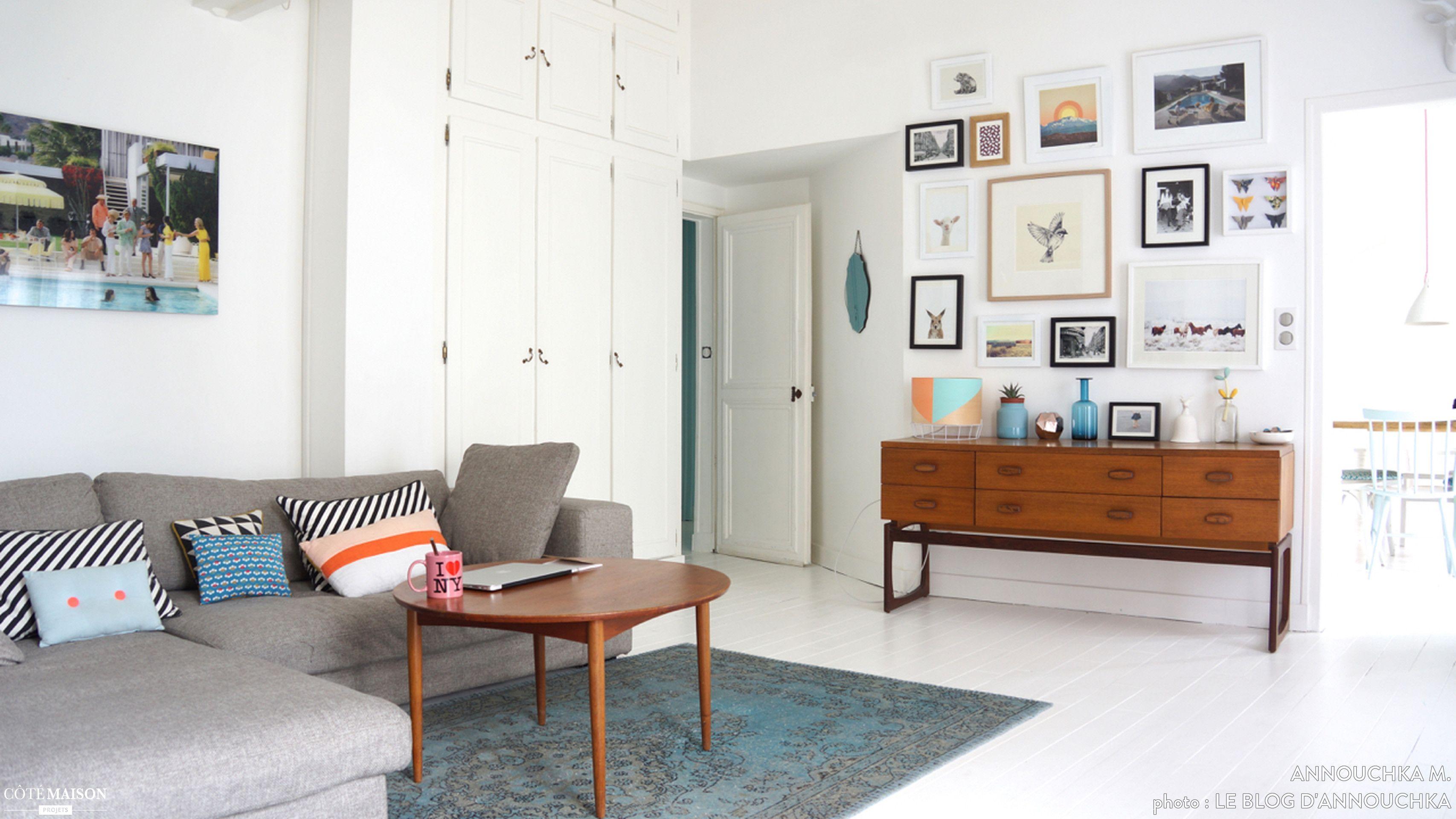 Style nordique décoration scandinave bienvenue chez cadres colorés intérieurs scandinaves classique chic couvert côté maison déco salon