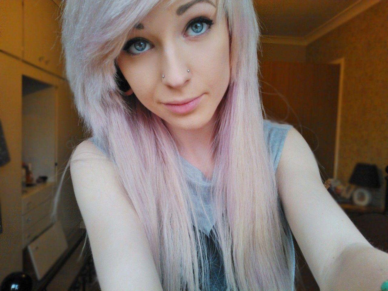 Hannah walpole uc beautiful hair u women pinterest scene hair