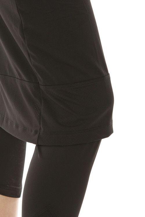 Modest Athletic Skirt with leggings