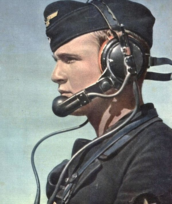 Image result for German Kriegsmarine coastal artillery spare headphone