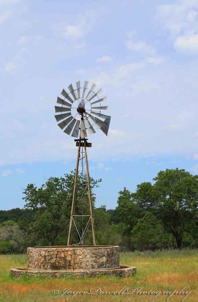 Central Texas Windmill