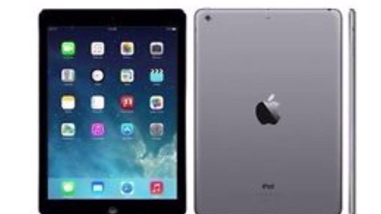 """Apple iPad 4th Gen 9.7/"""" Retina 16GB AT/&T Cellular Wi-Fi 9.7in Black"""