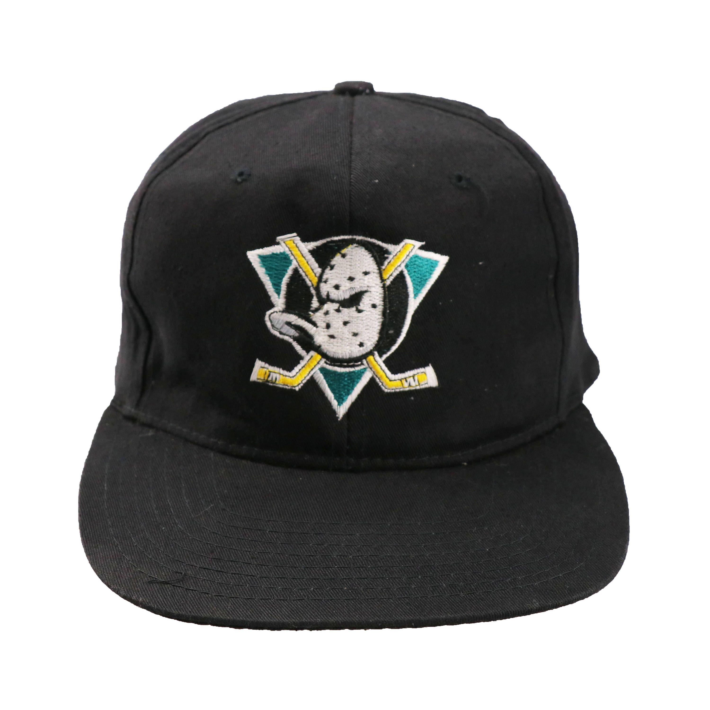 Vintage 90s Mighty Duck Cap Hat Snapback by HITZSHOP on Etsy  9810553e7e13
