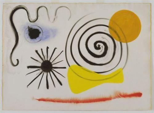 Untitled  - Alexander Calder