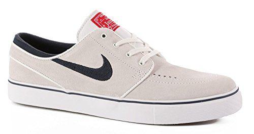 505def40a4e490 Nike Men s Zoom Stefan Janoski Skate Shoe Summit White Ob... https ...