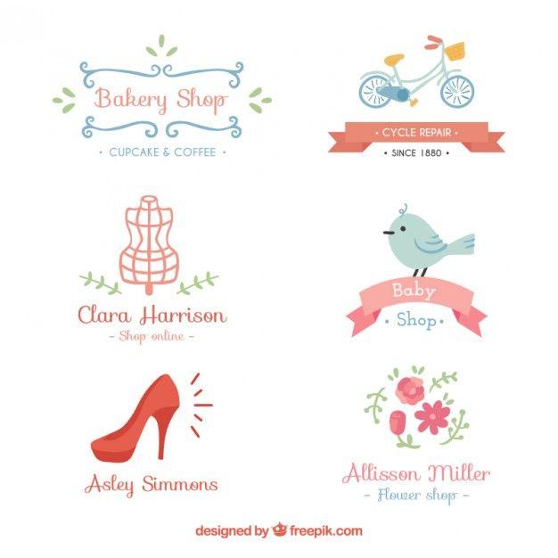 cute logos