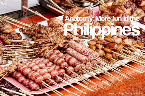 10 Reasons Why It S More Fun In The Philippines Street Food