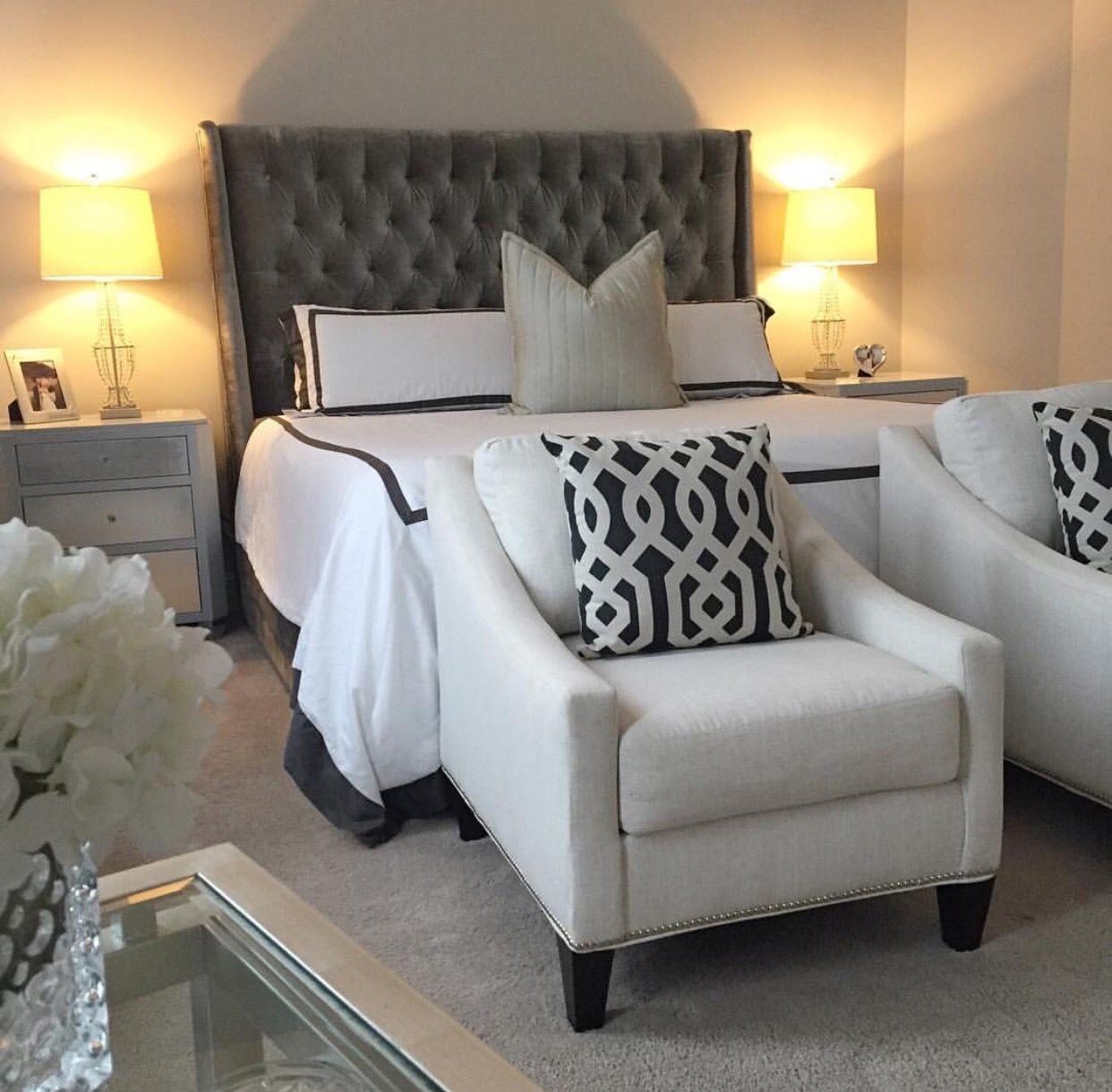 Pin by Alonna Davis on Home Decor: Ideas for the Move  Bedroom