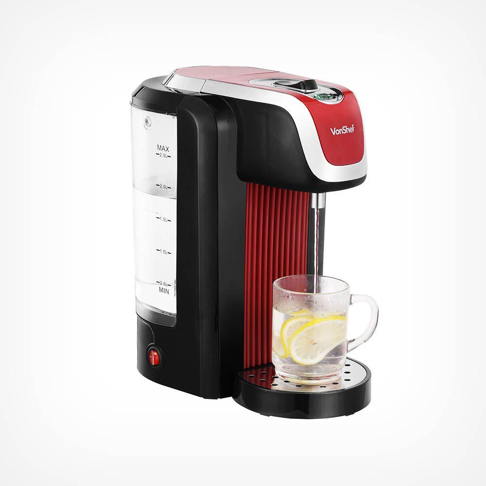 Red Hot Water Dispenser In 2020 Hot Water Dispensers Water Dispenser Water Boiler