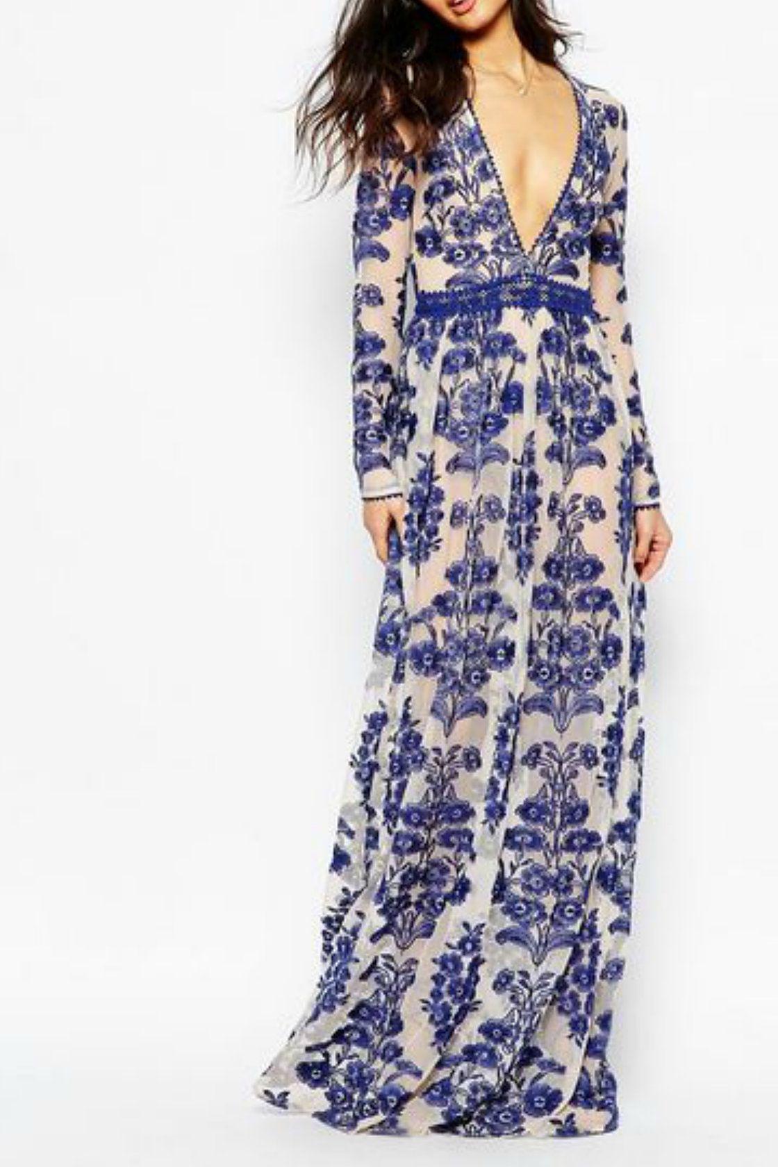On the blog  Beautiful Bohemian Maxi Dresses More cf706a1e463