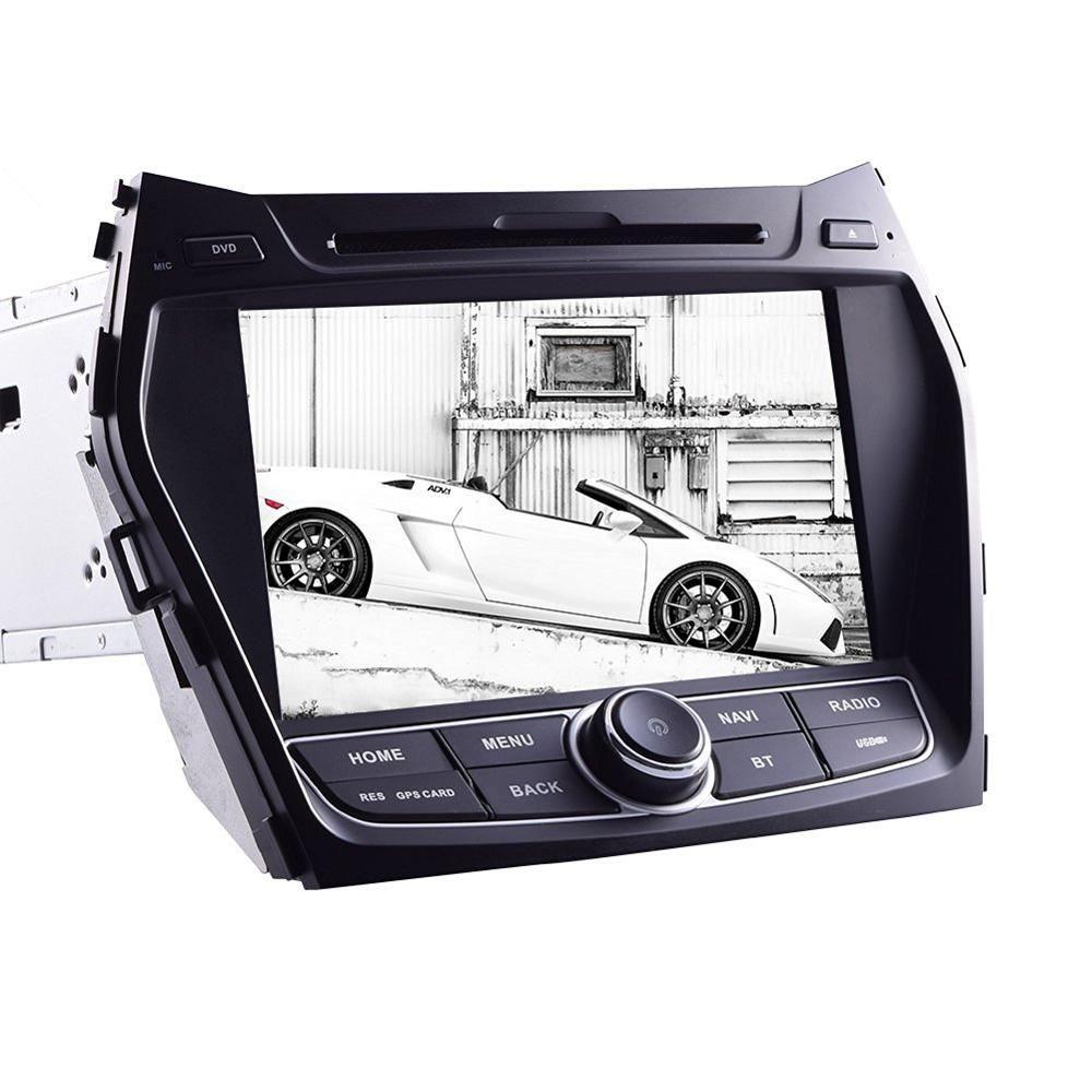Car dvd gps navigation player for hyundai ix45 2015 in