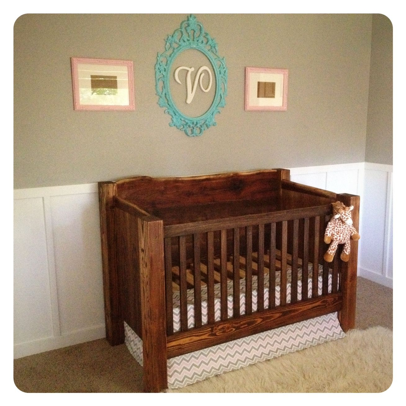Baby cribs what to look for - This Would Probably Be Similar To What The Headboard Footboard One I Have Been Thinking Of Might Look Like Hand Built Crib