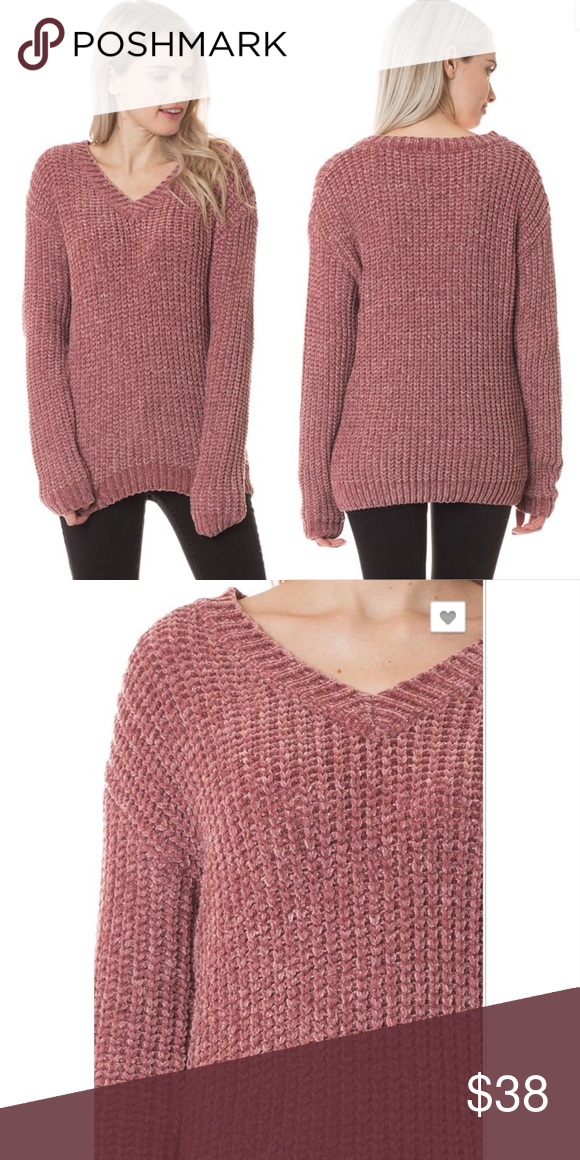 SoldOut11thStreet | Clothes design, Chenille sweater