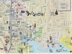 Baltimore Tourist Map need to know Pinterest