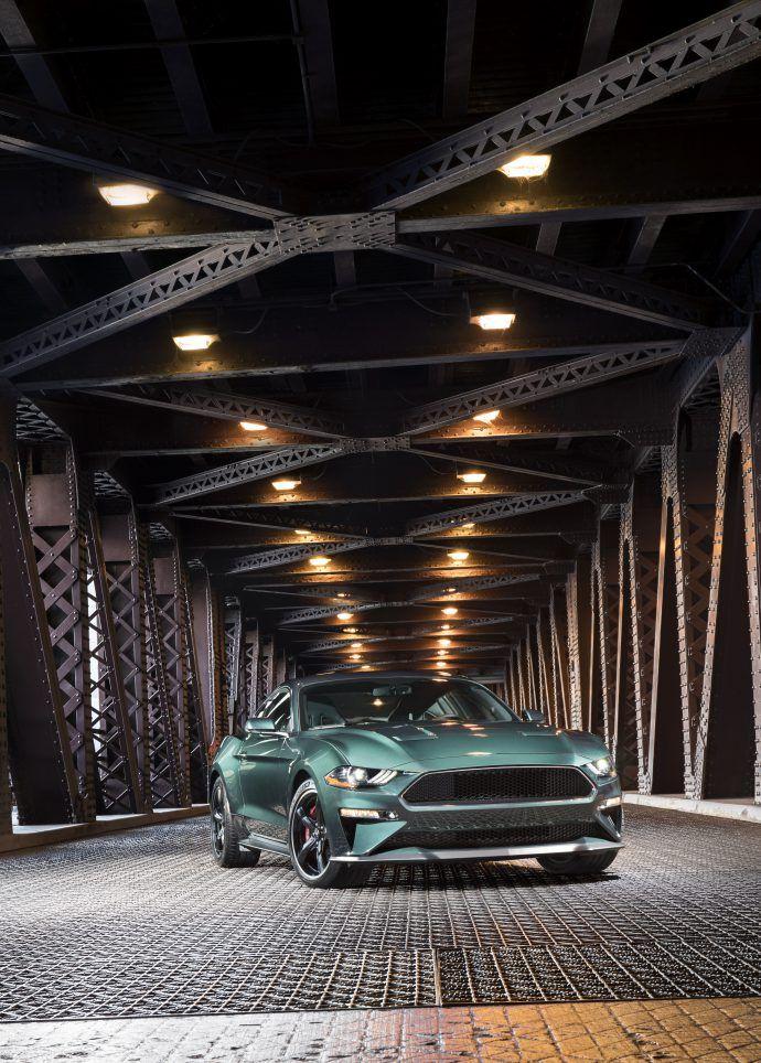 The Cult of McQueen: A First Look At The Bullitt Mustang GT – KHACHILIFE