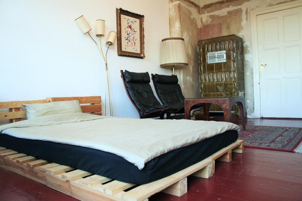 In dieser Berliner Wohnung steht ein cooles, großes DIY ...