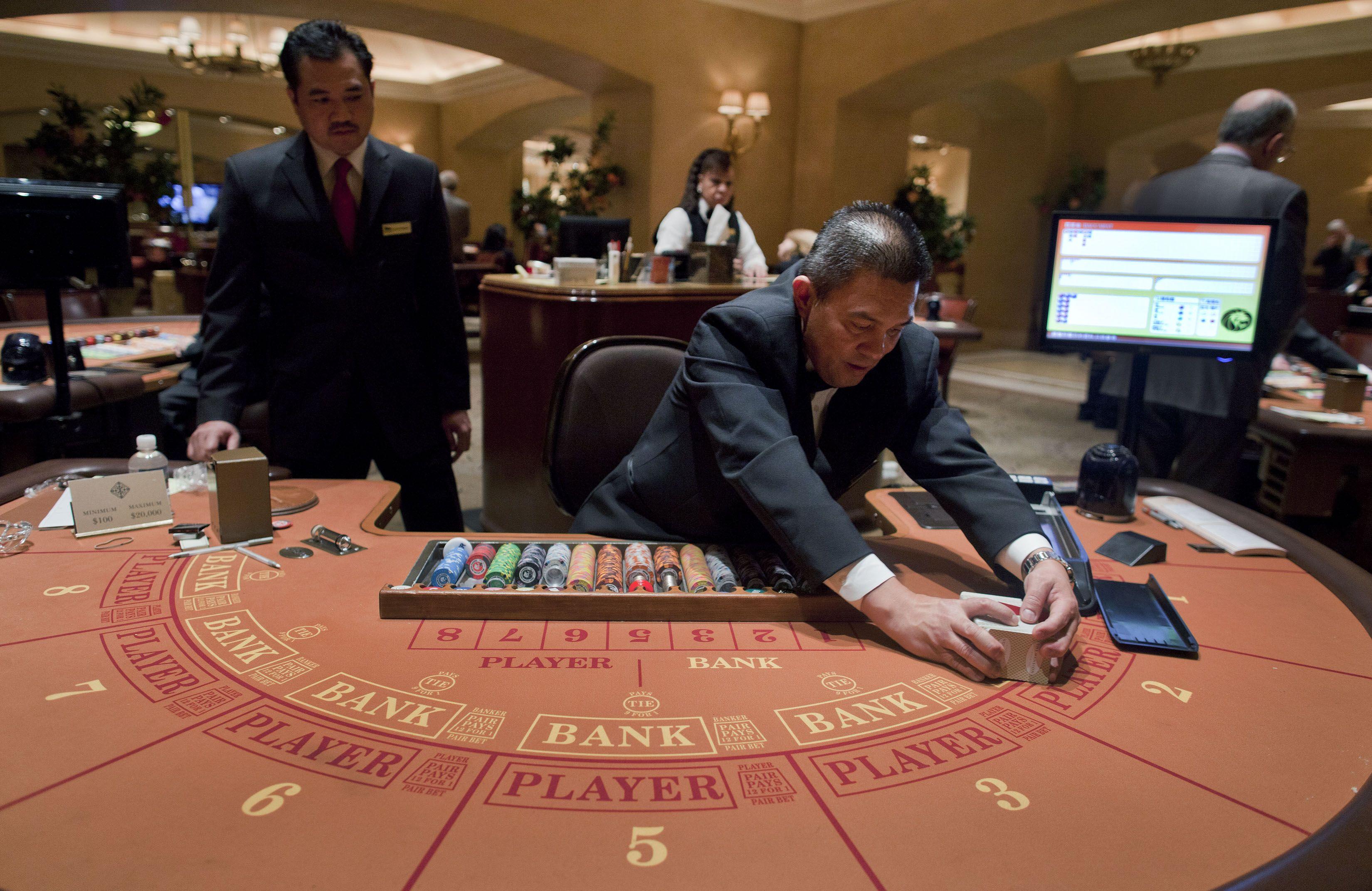 Baccarat Best online casino, Gambling humor, Online