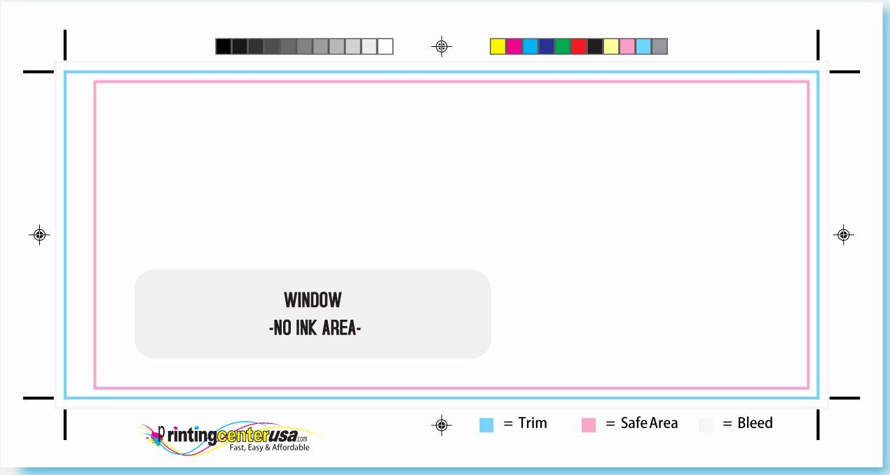 10 Window Envelope Template Awesome Envelope Templates In 2020 Envelope Template Window Envelopes Custom Envelopes