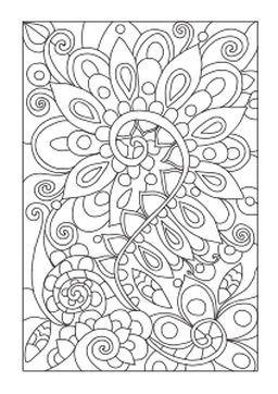 Coloring Art Pens Amazing Design