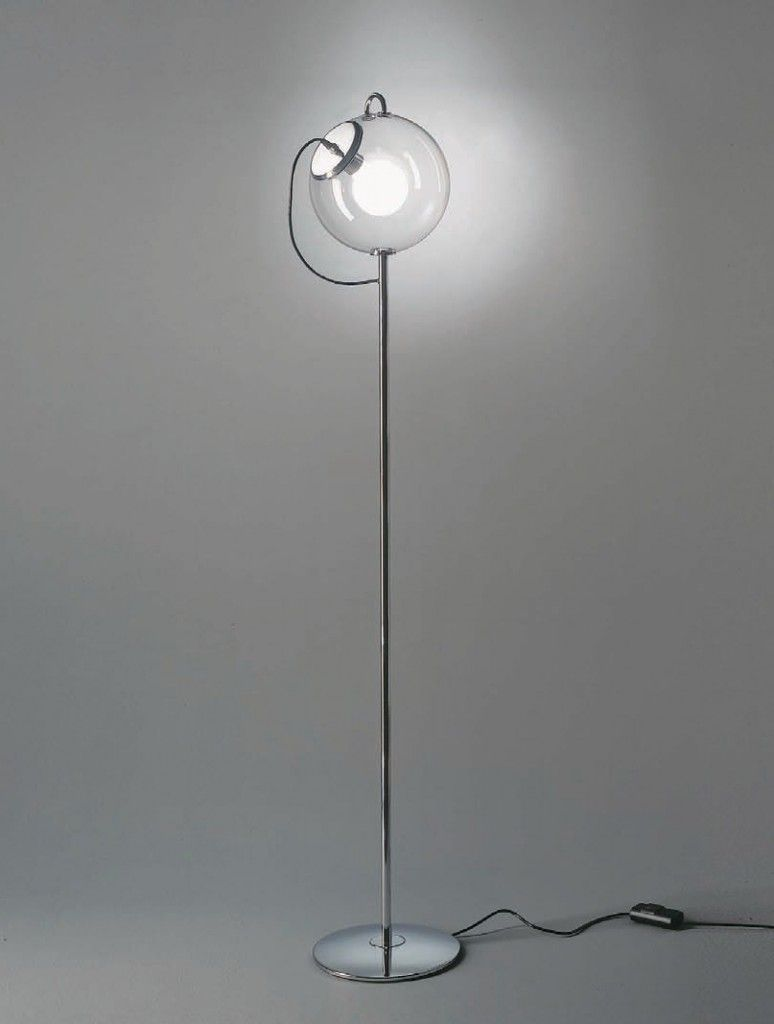 Miconos floor lamp ernesto gismondi lights lamps pinterest