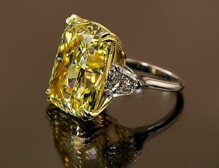 Resultado de imagen para yellow  diamonds jewelry