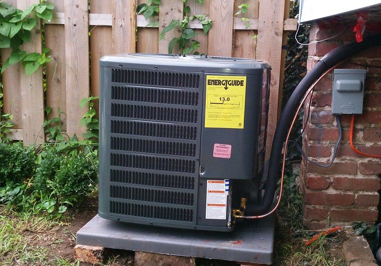 How To Install An Ac Unit Central Air Conditioning Installation