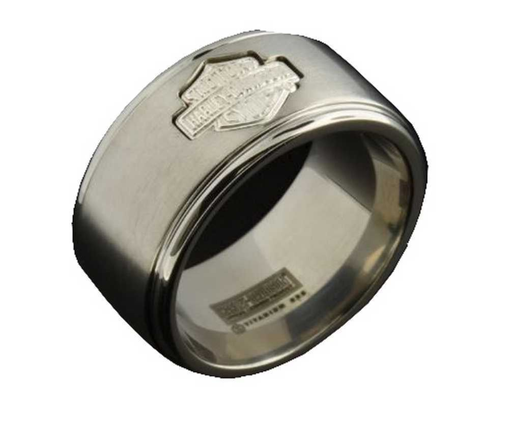 Stamper Mens Rings