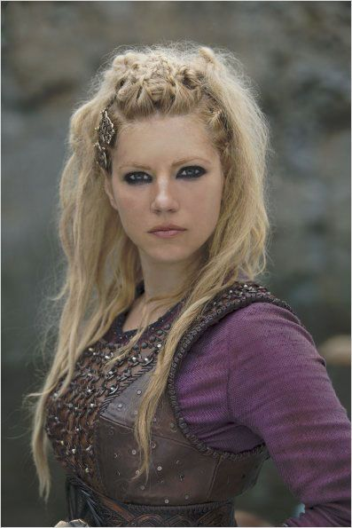 Katheryn Winnick/LAGERTHA … en 2019 Cheveux lagertha