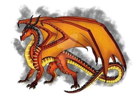 Image Result For Skywing Dragon Wings Of Fire Wings Of Fire Dragons Fire Dragon