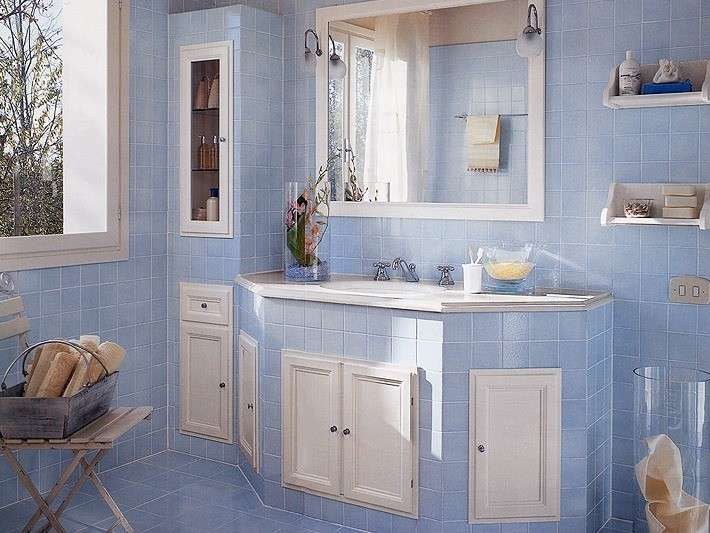 Bagno Vetromattone ~ Vetrocemento fürdőszoba pinterest cornice