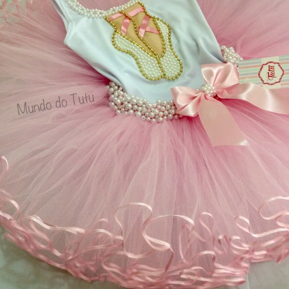 13346633eb Conjunto Bailarina Tutu Party