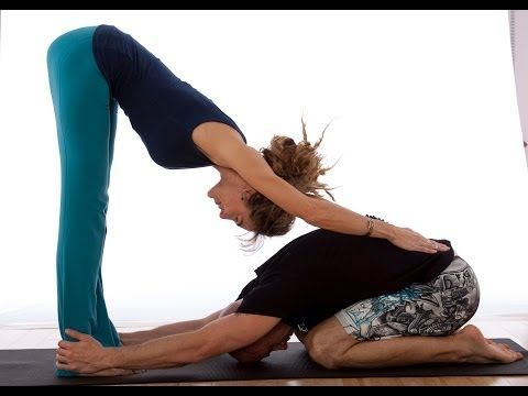 partner yoga for lovers  youtube  couples yoga poses