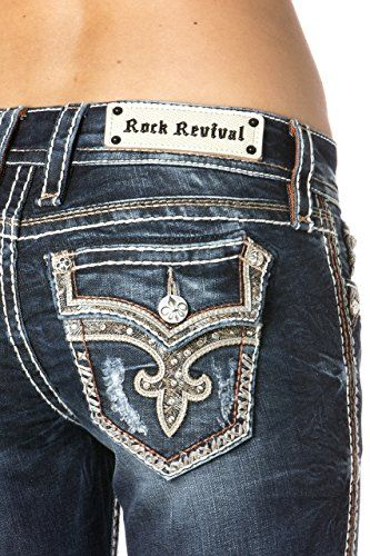 ca872aad7628c6 Rock Revival Womens Tibbie B2 Boot | Women Jeans | Rock revival ...