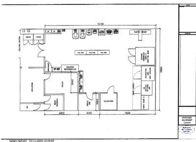 Floor Plans For A Bakery Cake Shop On Cake Central Forum Cakepins