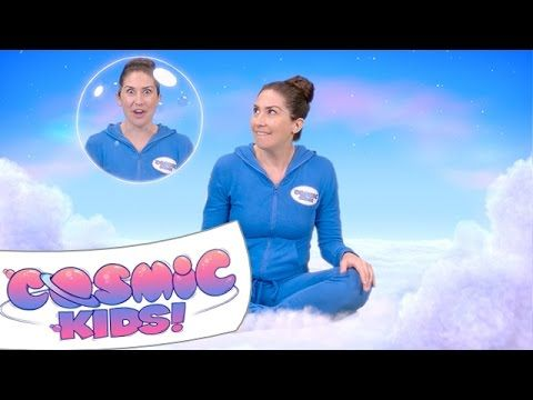 A Fun Series About Mindfulness For Kids Aged 5 From The Makers Of Cosmic Kids Yoga Starring Jaime Mindfulness For Kids Yoga For Kids Listening Games