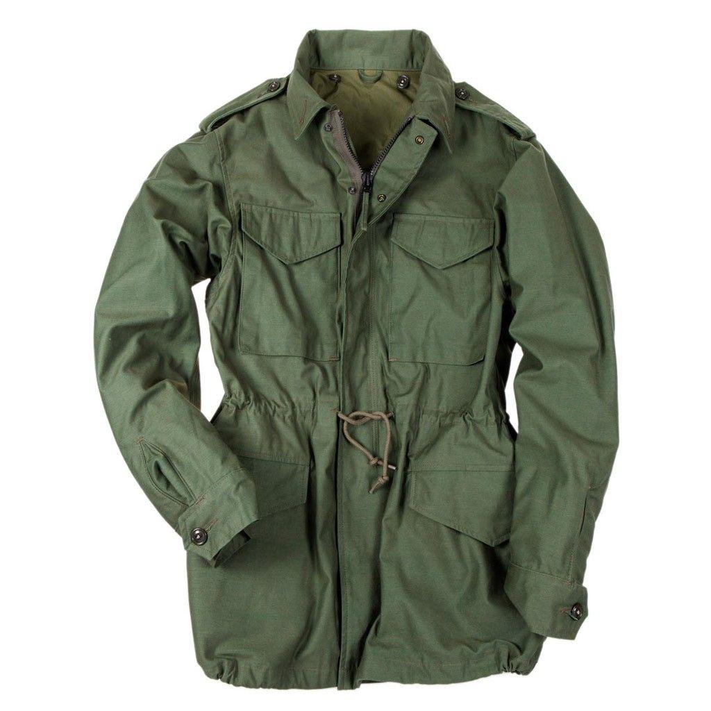 M 51 Field Jacket | Chaqueta militar, Chaquetas y Ropa y