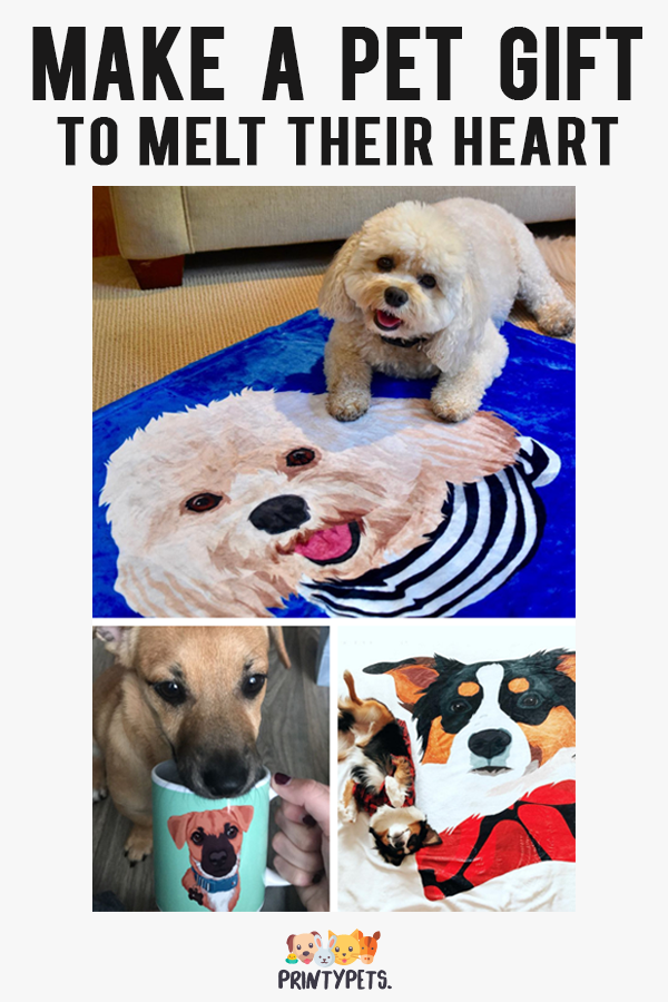 Print Your Pet On To Fleece Blankets Mugs Phone Cases And More Designed By Real Artists Hand Crafted In The U S A Brings Tears Your Pet Pets Dog Mom
