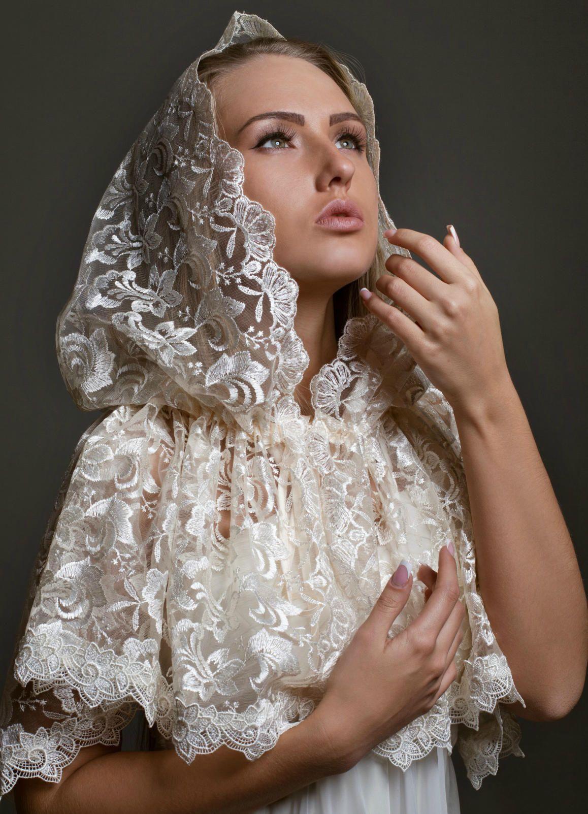 Как сшить донской платок для храма фото 228