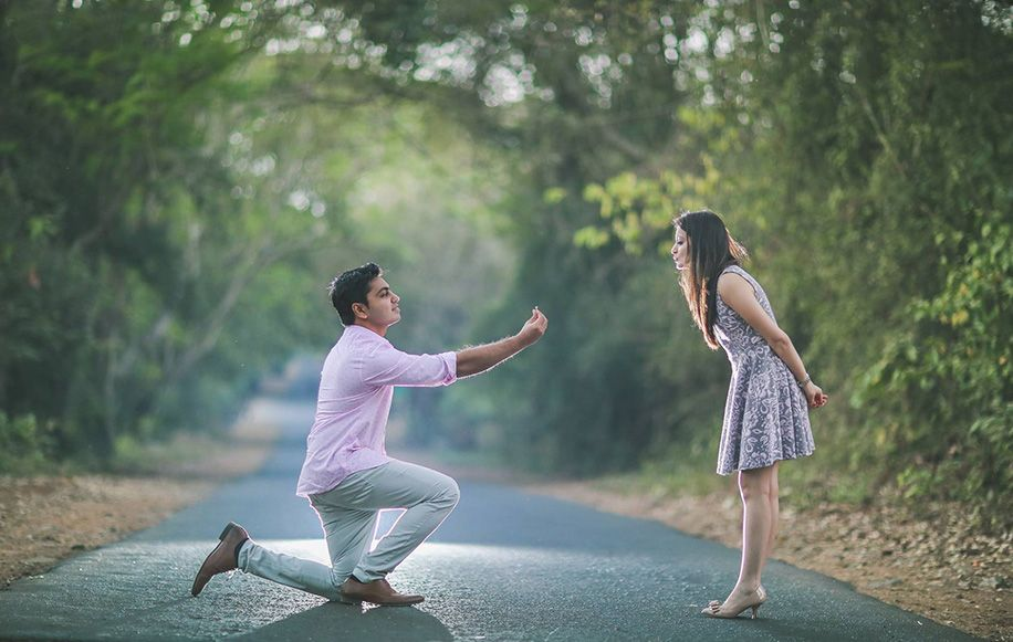 Our Favorite Pre wedding Photoshoots of April 2017 - WeddingSutra Blog