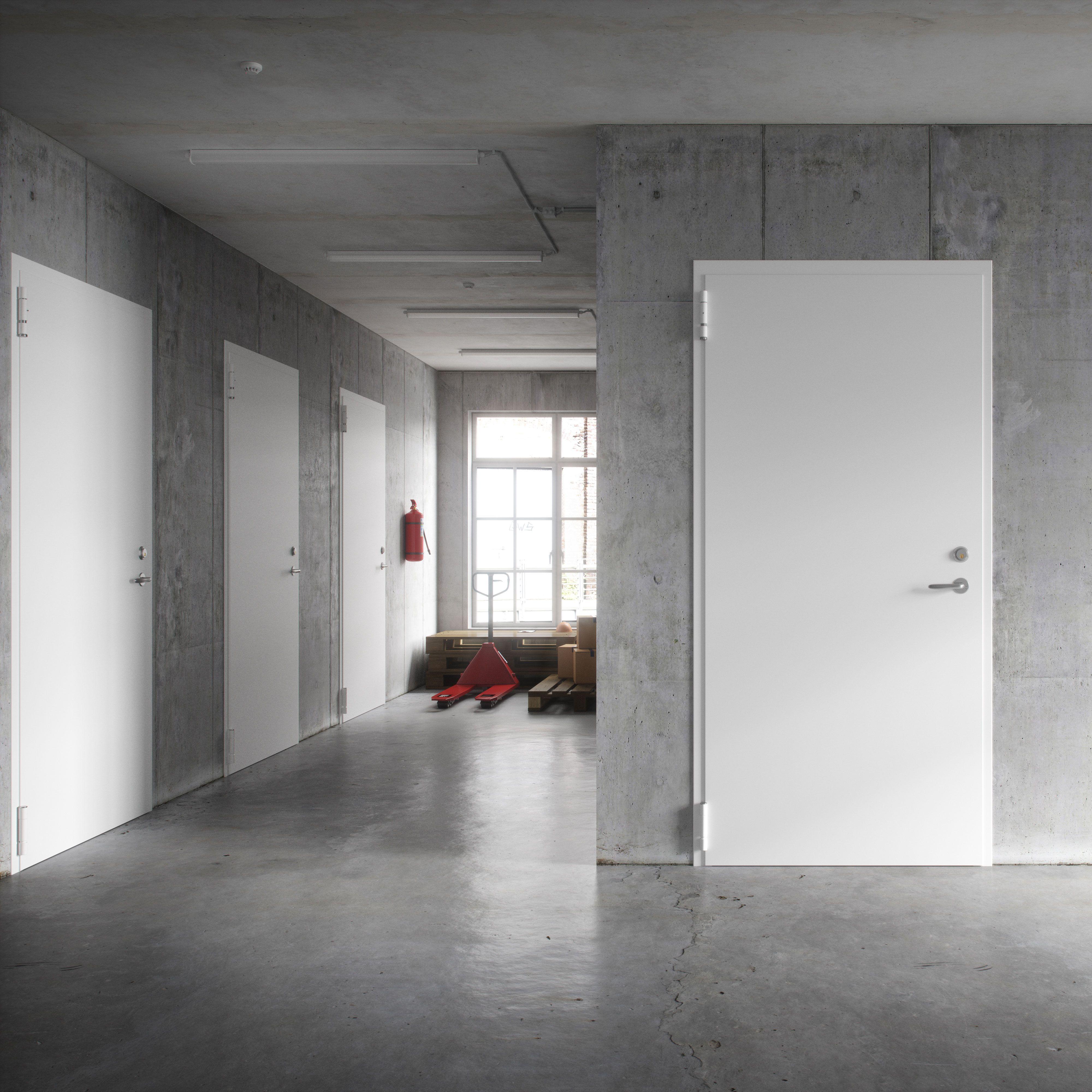 Steel door Swedoor WxH: 120×210 mm, Right – Installation / assembly …