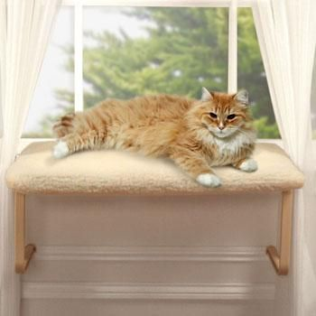 Jla Cat Napper Window Perch